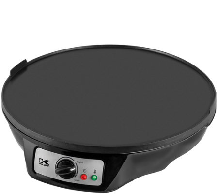 Kalorik 3-in-1 Griddle, Crepe, and Pancake Maker