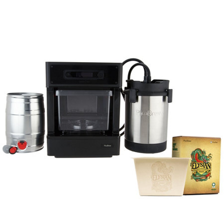 PicoBrew Pico C Craft Beer Brewing System w/ Stout Pico Pak