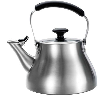 OXO Good Grips Classic Teakettle, Brushed Stainless