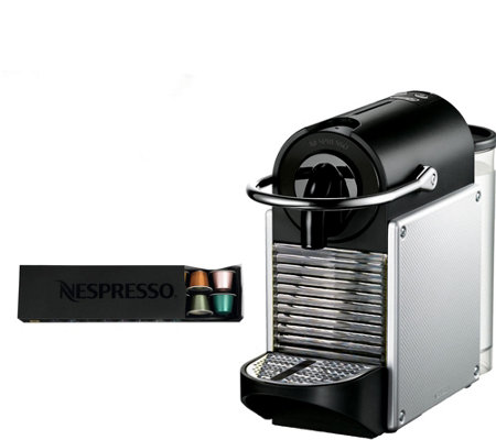 Nespresso Pixie Single-Serve Espresso Machine by DeLonghi