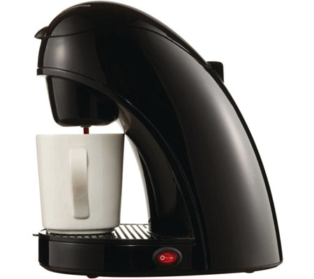Brentwood 120W 1-cup Coffee Maker