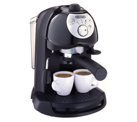 DeLonghi BAR32 Retro Pump-Driven 35-oz Espresso Maker