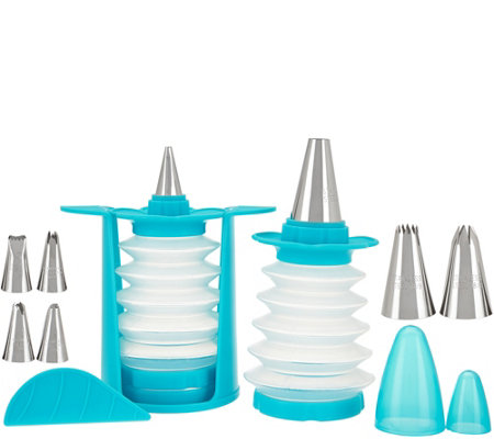 Kuhn Rikon 12-piece Frosting Filler Decorating Set
