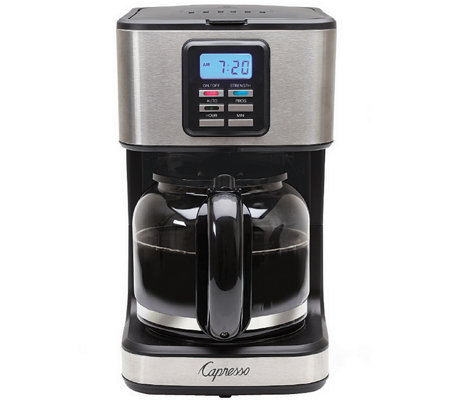 Capresso Sg220 12 Cup Coffee Maker