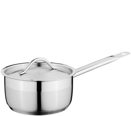 BergHOFF Hotel 1.7-qt Stainless Steel Covered Casserole