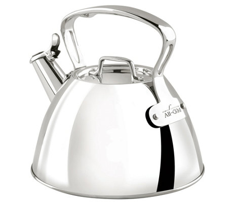 All-Clad 2 Qt. Stainless Steel Tea Kettle