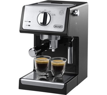 DeLonghi 15-Bar Pump Espresso and Cappuccino Machine