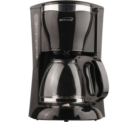 Brentwood 12-cup Coffee Maker - Black