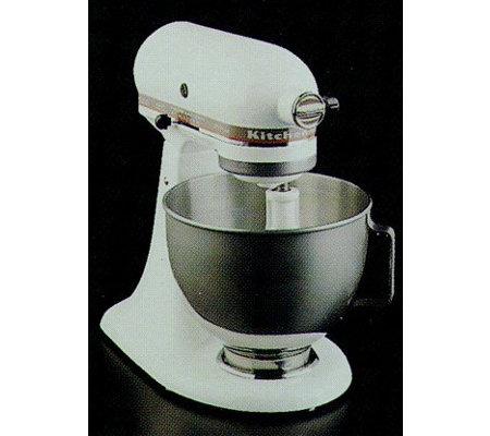 Kitchenaid Ksm90 Ultra Power 4 1 2 Qt Standmixer Qvc Com