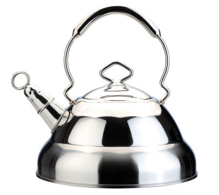 BergHOFF Harmony Whistling Kettle, 11 Cups