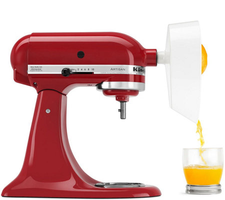 KitchenAid JE Stand Mixer Citrus Juicer Attachment