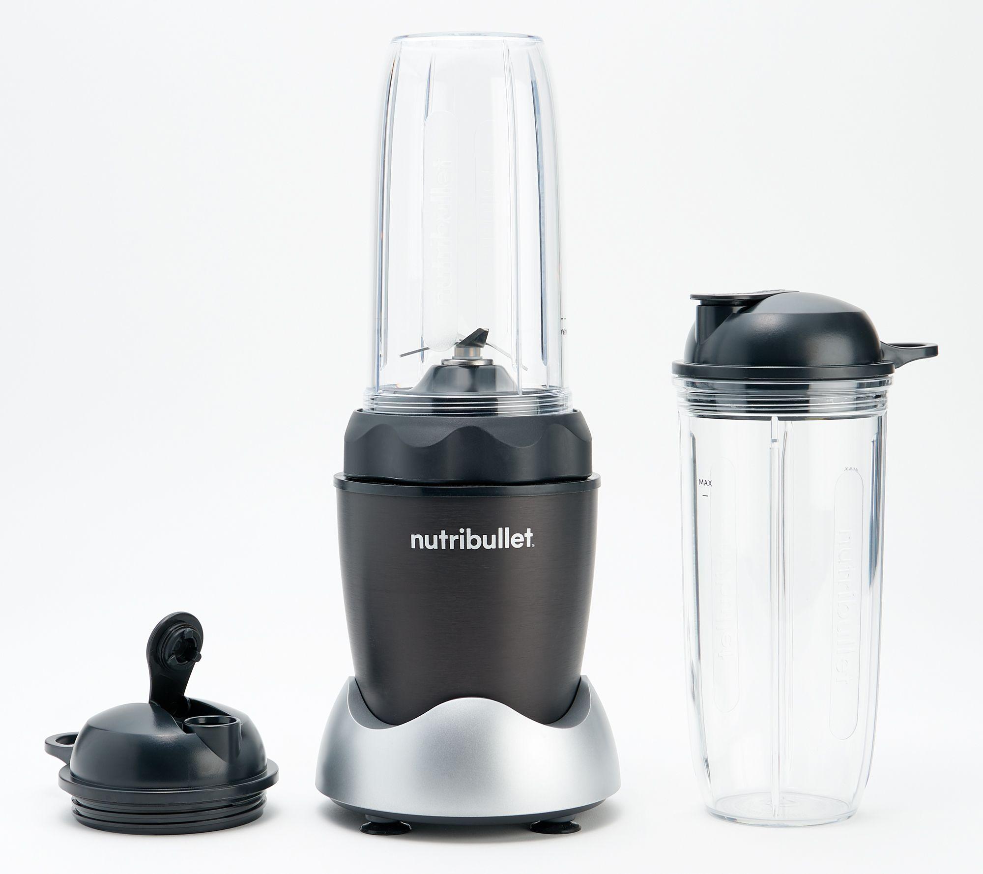 Nutribullet Pro 1000 Series High Speed Blender Qvc Com