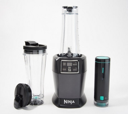 Nutri Ninja 1100W Blender with Auto-iQ & FreshVac Technology