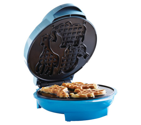 Brentwood Animal-Shaped Waffle Maker