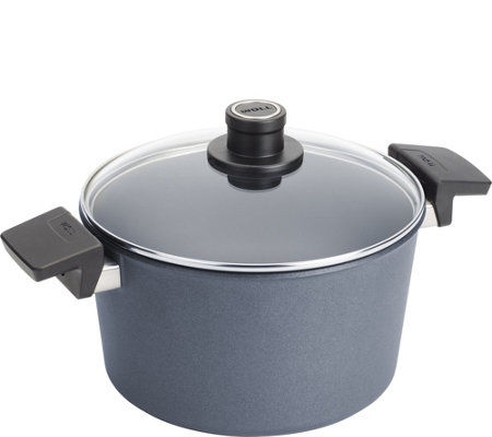 Woll Diamond LITE Stockpot with Lid, 5.2-Qt