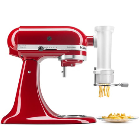 KitchenAid Gourmet Pasta Press Attachment