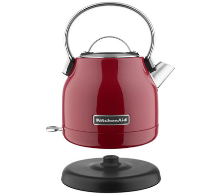 KitchenAid 1.2L Electric Kettle — QVC.com