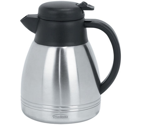 Trudeau 34-oz Lyra Stainless Steel Vac Carafe