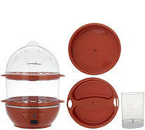 Copper Chef Deluxe Perfect Egg Maker - K47765