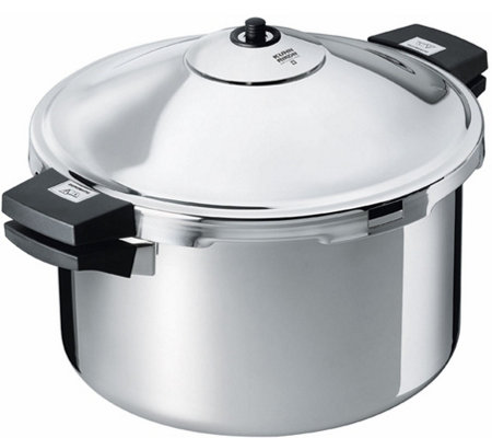 Kuhn Rikon Stainless 8 qt Duromatic Family Style Stockpot
