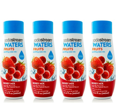 SodaStream Berry Mix Sparkling Drink Mix
