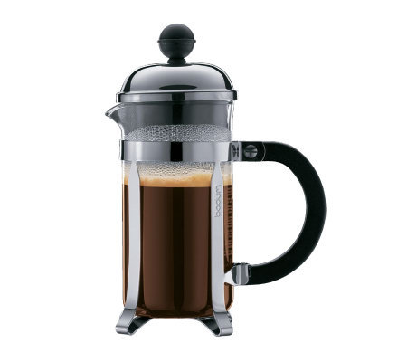 Bodum Chambord 3-cup/12-oz Coffee Maker, Plastic