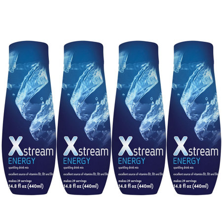SodaStream Energy Sparkling Drink Mix