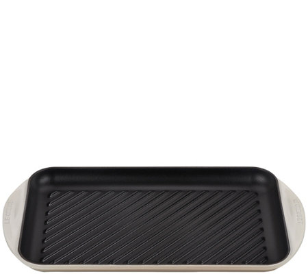 Le Creuset Cast-Iron XL Double Burner Grill Pan