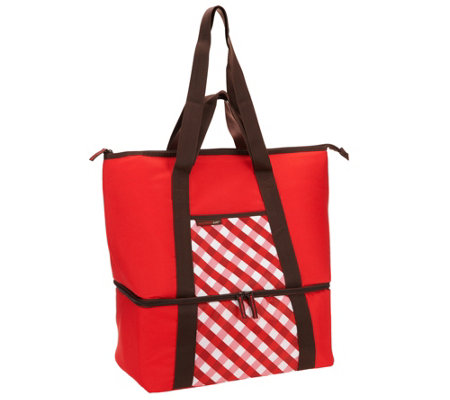 Rachael Ray Insulated Double Decker Tote
