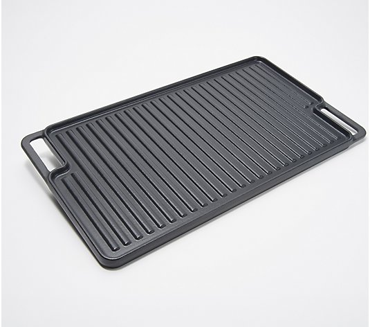 Geoffrey Zakarian Dual-Sided Nonstick Grill / Griddle