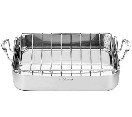 Cuisinart Multiclad Pro Stainless Steel Roasting Pan