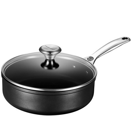 Le Creuset Nonstick 3.5-qt Saute Pan with GlassLid