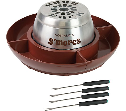Nostalgia Electrics S'mores Maker