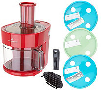 Cook's Essentials 7-in-1 Food Processor Prep Master - K47971