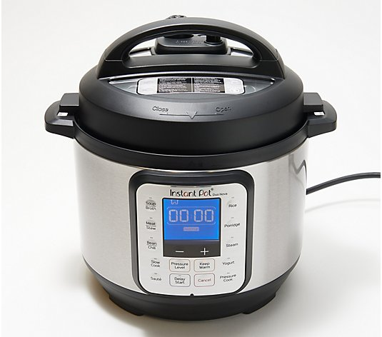 Instant Pot Duo Nova 3-Qt 7-in-1 One-Touch Multi-Cooker