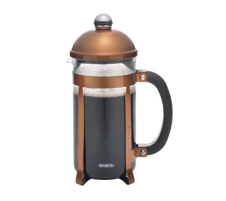 BonJour 8-Cup Maximus French Press - Copper
