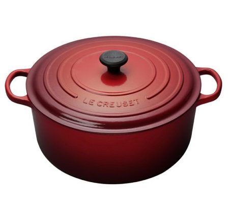Le Creuset Signature Series 13.25-Qt Round Dutch Oven
