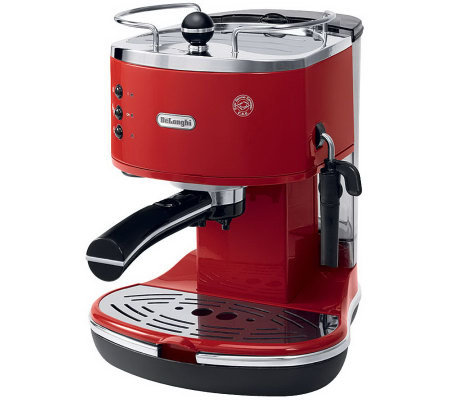 DeLonghi Icona 15-Bar Pump Driven Espresso & Cappuccino Maker