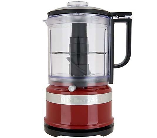 KitchenAid 5-Cup One-Touch 2-Speed Food Chopper w/ Whisking Blade