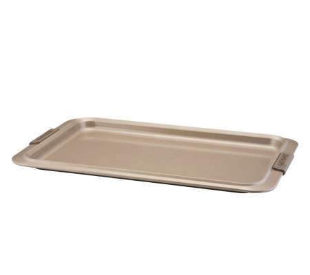 "Anolon Bronze Collection Bakeware 11"" x 17"" Cookie Pan"
