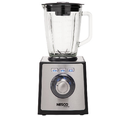 Nesco Blender with Manual Dial