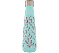 S'ip by S'well 15-oz Stainless Water Bottle - Pineapple Bliss - K306773