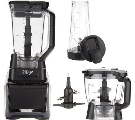 Ninja 1200 Watt Intelli-Sense Kitchen System w/Smart Vessel Recognition —  QVC.com