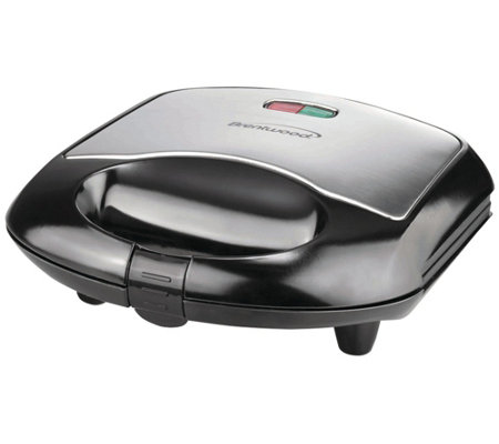 Brentwood Appliances Nonstick Compact Sandwichmaker