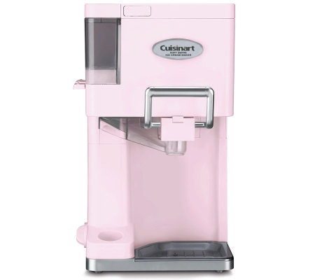 Cuisinart Mix It In Soft-Serve Ice Cream Maker-Pink