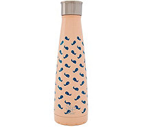 S'ip by S'well 15-oz Stainless Water Bottle - Whale Watch - K306779
