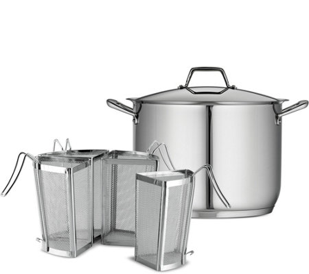Tramontina Gourmet Prima 16-qt Stainless Steel Pasta Set