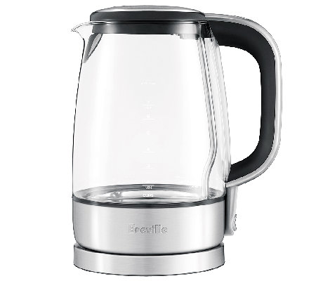 Breville The Crystal Clear Glass Kettle