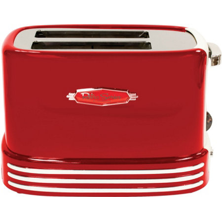 Nostalgia Electrics Retro Series Two Slice Toaster