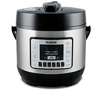 NuWave 6-Quart 33101 Electric Pressure Cooker - K376281